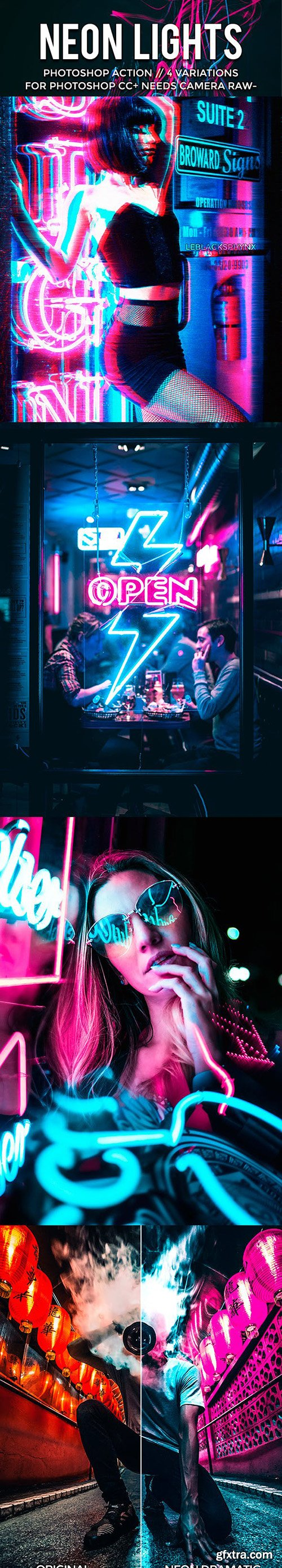 Graphicriver Neon Lights 22985984