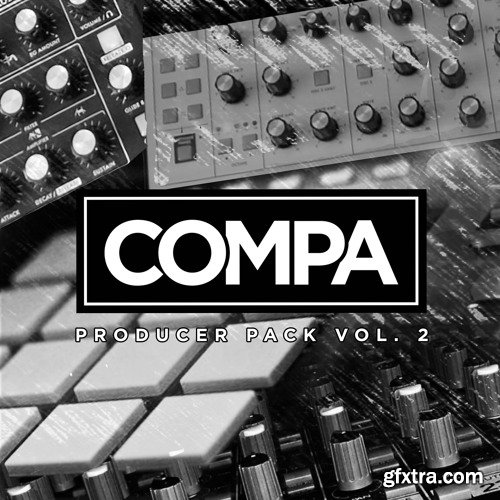 Compa Producer Pack Vol 2 WAV