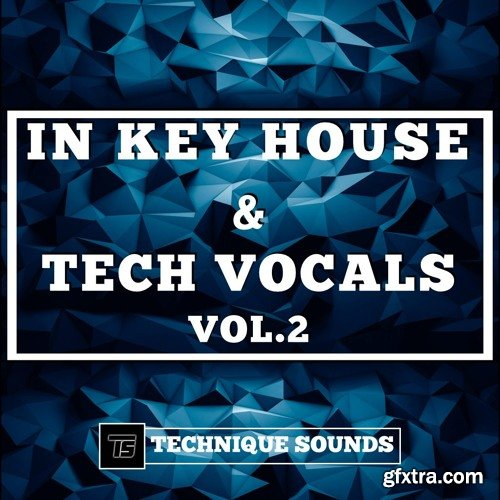 Technique Sounds In Key House and Tech Vocals Vol 2 WAV