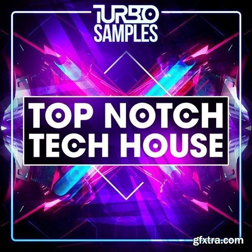 Turbo Samples Top Notch Tech House WAV MiDi