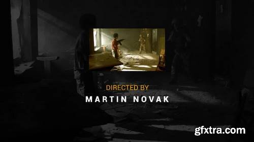 MA - Film Credits After Effects Templates 150146