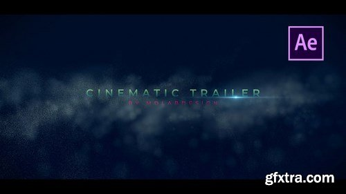 MA - Cinematic Trailer After Effects Templates 150182