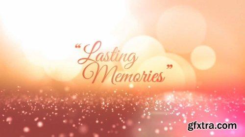 Videohive Lasting Memories Wedding 7585438