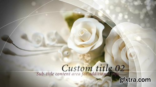 Videohive Ivory Wedding 7647168