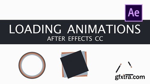 Loading Animations in After Effects CC