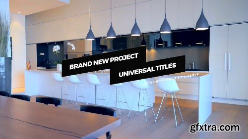 Videohive Simple Titles 21092126