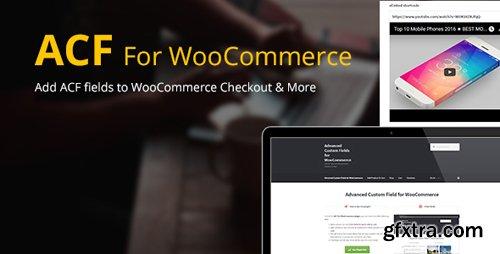 CodeCanyon - Advanced Custom Fields for WooCommerce v4.1 - 18705467