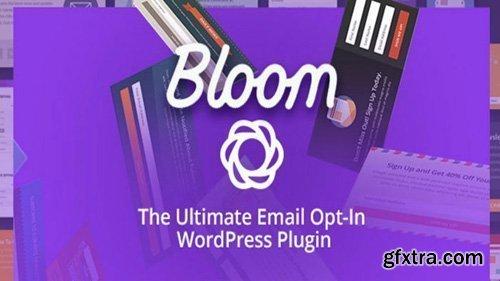 Bloom v1.3.8 - eMail Opt-In WordPress Plugin - ElegantThemes