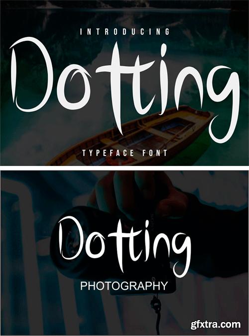 CM - Dotting 3271225