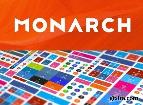 Monarch v1.4.10 - A Better Social Sharing Plugin For WordPress - ElegantThemes