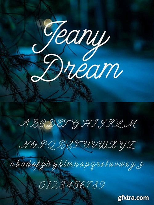 Jelly font