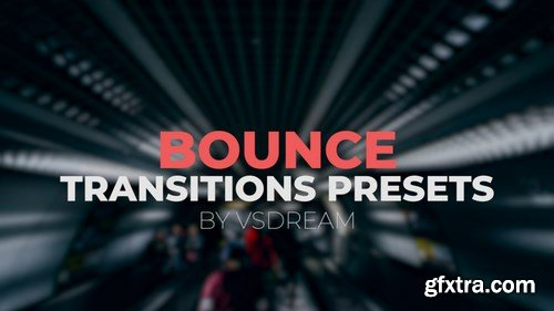 MA - Bounce Transitions Presets Premiere Pro Presets 148424