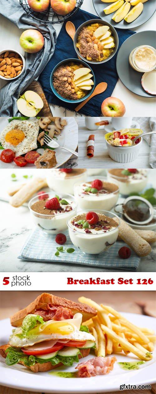 Photos - Breakfast Set 126