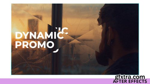 MA -  Dynamic Promo After Effects Templates 150332