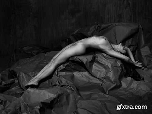 Peter Coulson Photography - Anne - Fine Art Nude Shoot