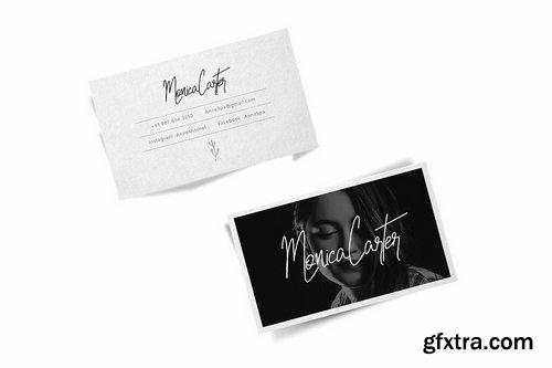 CM - Portia-Mora Handmade Signature Font 3276132