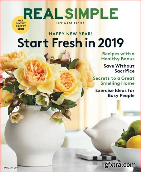 Real Simple - January 2019