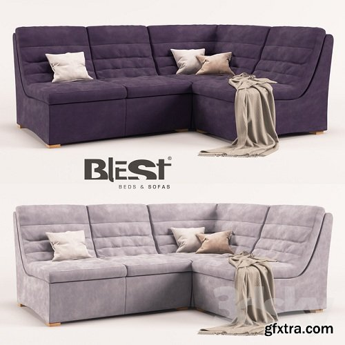 Divan Lazio Blest Sofa