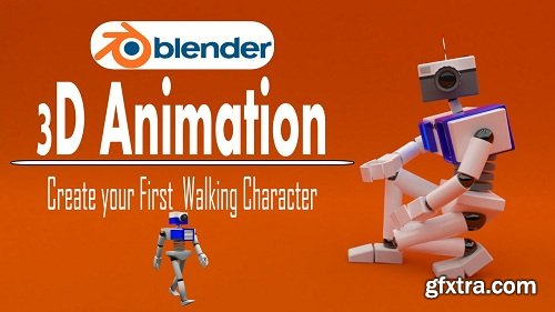 Create Your First Walking Character in
