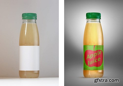 Photigy - Making Label Design Presentation on an Actual Product in Photoshop