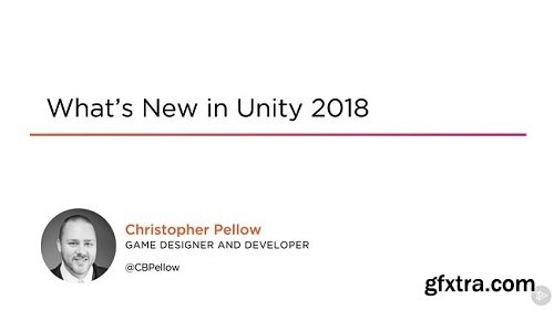 Pluralsight – Whats New in Unity 2018