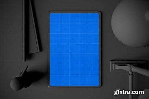 Dark iPad Pro