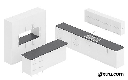 Kitchen Furniture Set 17