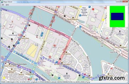 AllmapSoft Easy OpenstreetMap Downloader 6.38