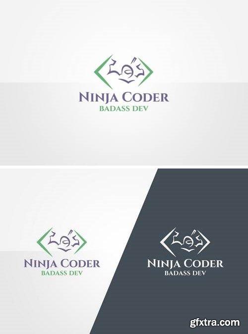 Coder Logo Template