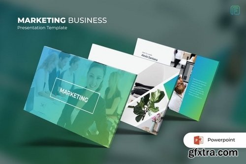 Marketing - Powerpoint Keynote and Google Slides Templates