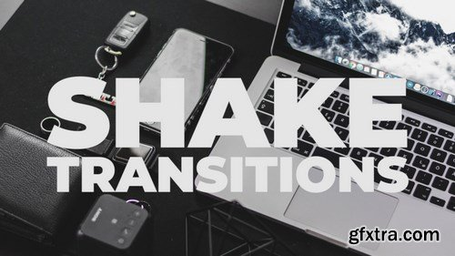 MA -  Shake Transitions Premiere Pro Presets 150363