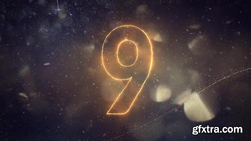 MotionArray - Pyro Numbers New Year Countdown Stock Motion Graphics 150258
