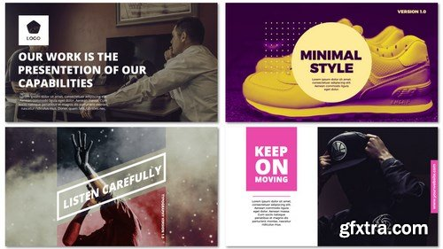 MA -  Typography Pack v1 Premiere Pro Templates 150780