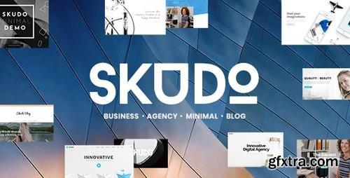 ThemeForest - Skudo v1.2 - Responsive Multipurpose WordPress Theme - 20943362