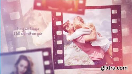 MA -  Film Strip Memories After Effects Templates 67110