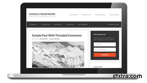 Genesis Framework v2.7.2 - WordPress Theme - StudioPress