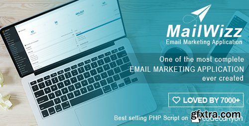 ThemeForest - MailWizz v1.6.9 - Email Marketing Application - 6122150 - NULLED