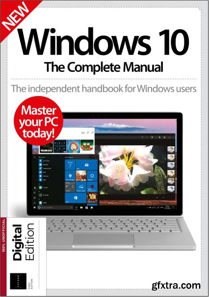 Future\'s Series: Windows 10 the Complete Manual 9th Edition