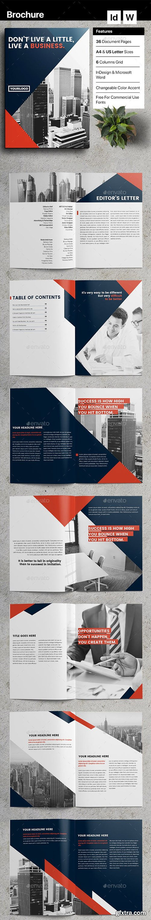 Business Brochure 19979008