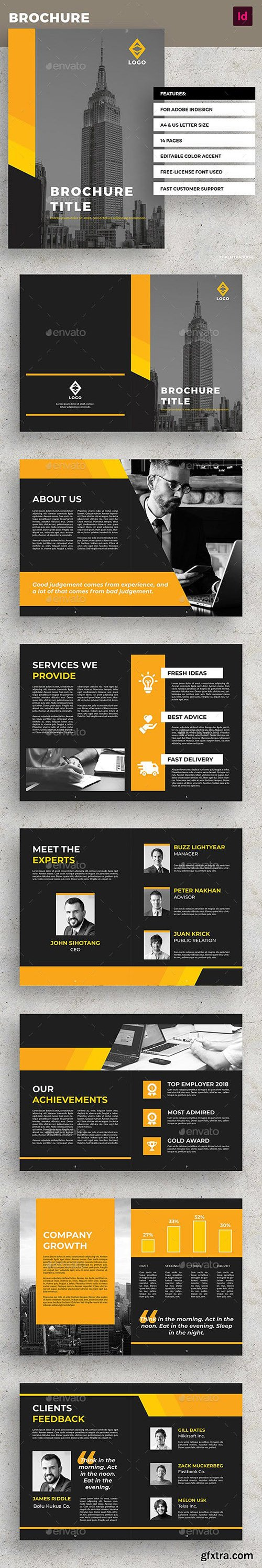 Yellow Business Brochure 22313937
