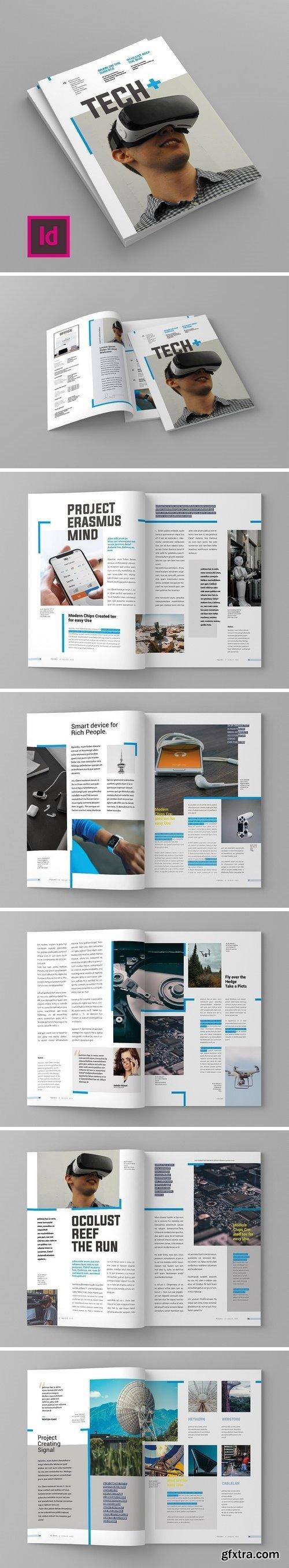 CM - Magazine Template Vol. 15 3278027
