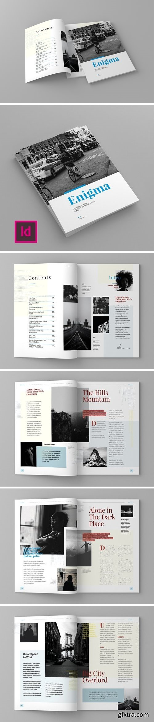 CM - Magazine Template Vol. 16 3278028