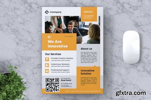 Corporate Business Flyer Vol 13