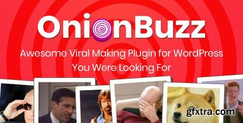 CodeCanyon - OnionBuzz v1.2.5 - Viral Quiz Maker for WordPress - 20021001