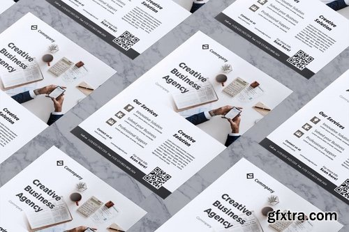 Corporate Business Flyer Vol 15
