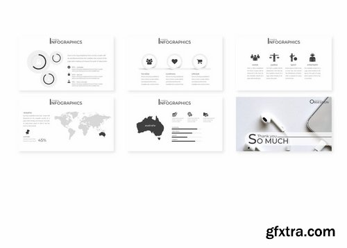 Obsession - Powerpoint Keynote and Google Slides Templates