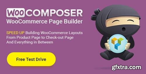 CodeCanyon - WooComposer v1.9.2 - Page Builder for WooCommerce - 19283472