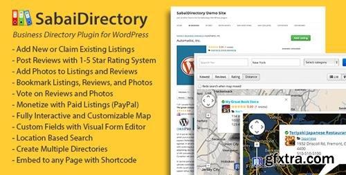 CodeCanyon - Sabai Directory v1.4.6 - plugin for WordPress - 4505485