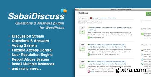 CodeCanyon - Sabai Discuss v1.4.6 - plugin for WordPress - 3455723