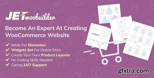 CodeCanyon - JetWooBuilder v1.3.5 - WooCommerce Page Builder Addon for Elementor - 21997868